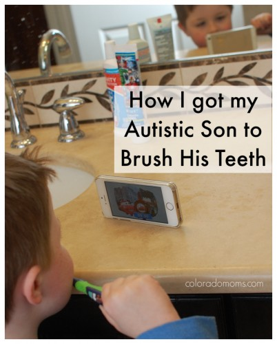 How I got my Autistic Son to Brush His Teeth