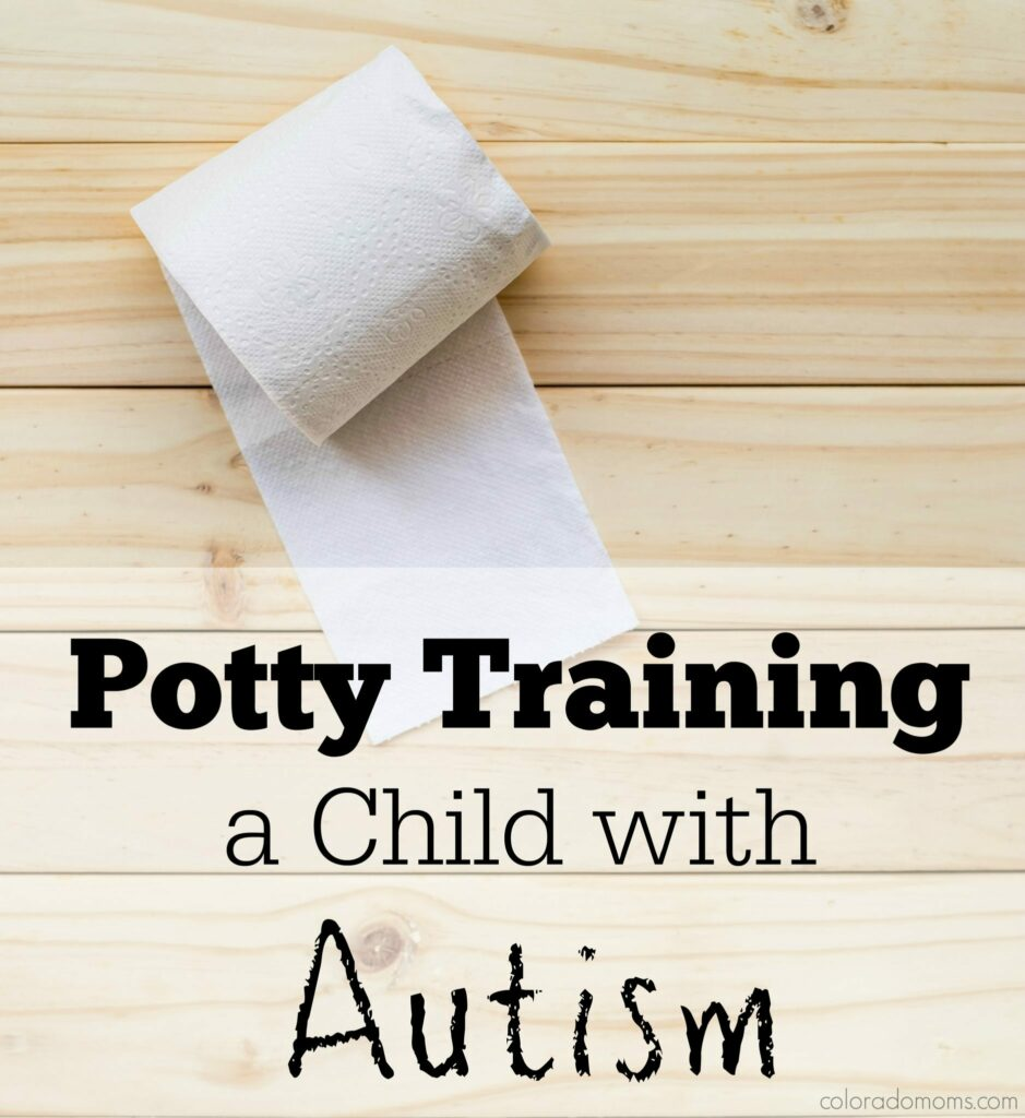 Potty Training a Child With Autism