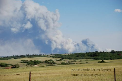 black forest fire colorado wildfires