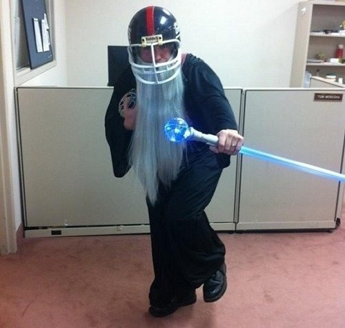 Okay, this one made me groan AND snort laugh.  Get it... get it??? Fantasy Football!  source: reddit.com