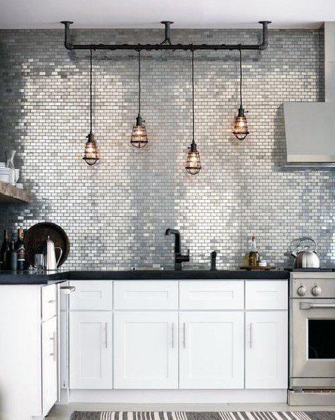 interior-design-ideas-for-kitchen-metal-backsplash-stainless-steel