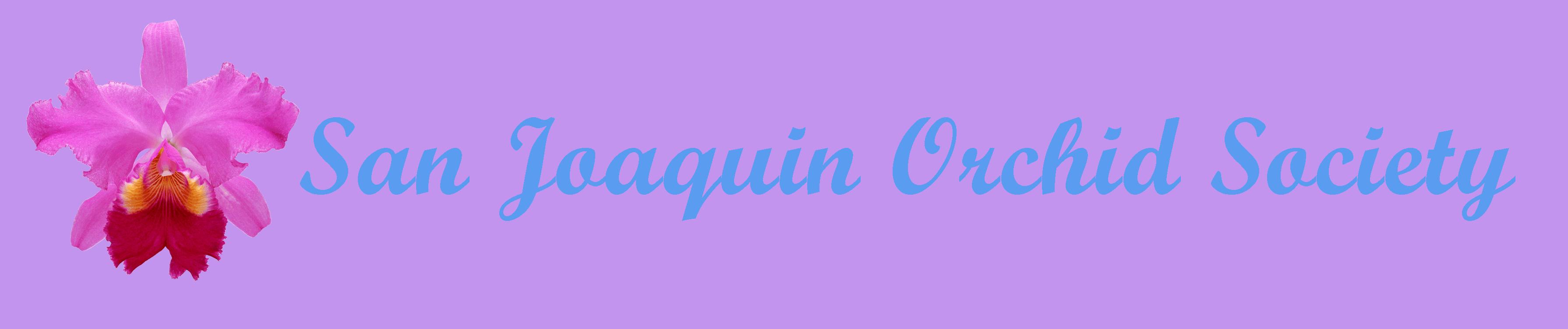 San Joaquin Orchid Society