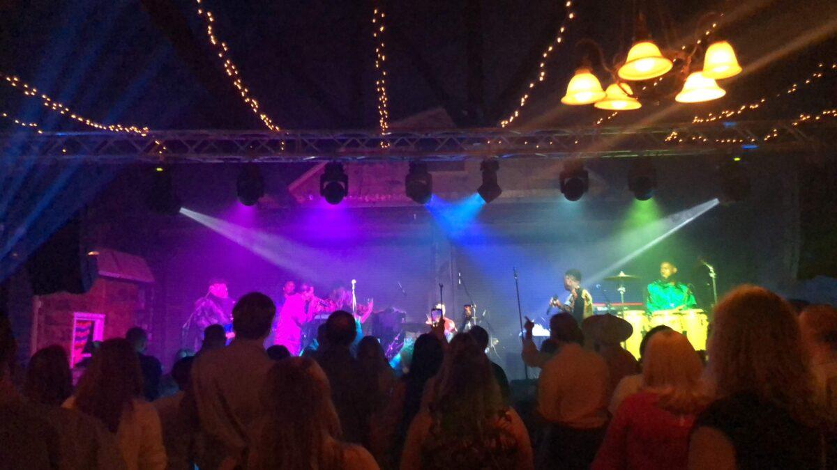 A fun concert event for millennials.