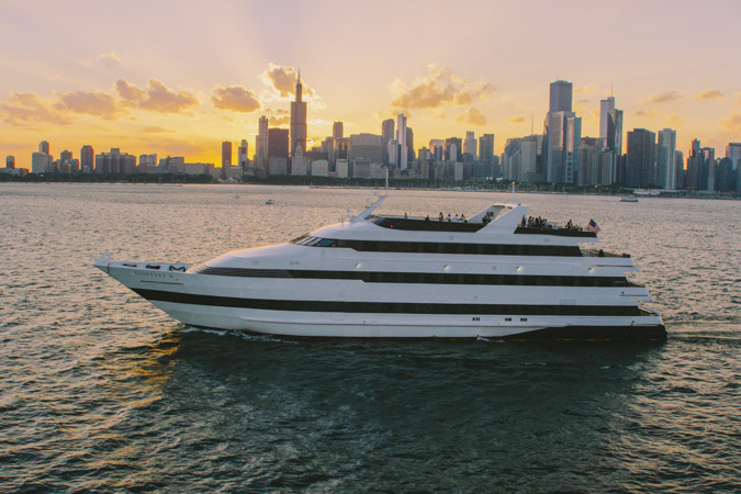 Entertainment Cruises Chicago