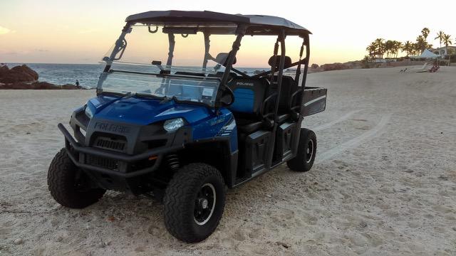 Limited edition 6-seater Razor