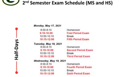Sem 2 Exams