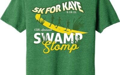 "5K for Kaye ""Swamp Stomp"" Race"