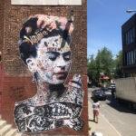 Stikki Peaches Frida Kahlo