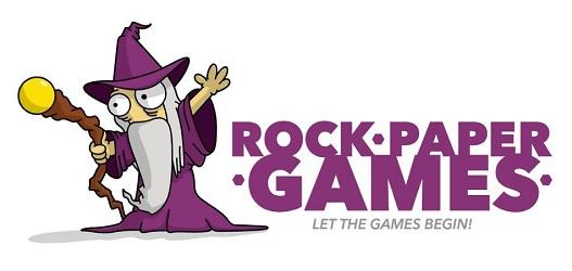 Rock Paper Games Logo