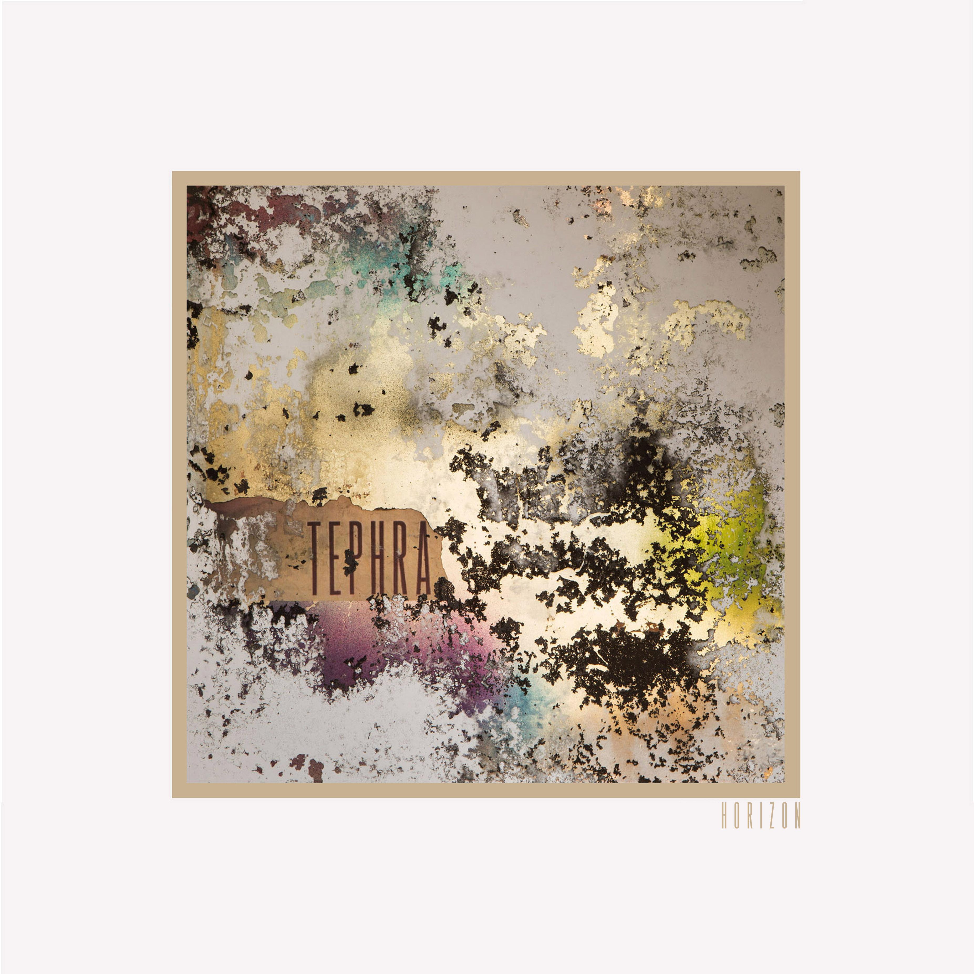 TEPHRA album cover