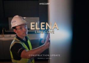 CONSTRUCTION UPDATE – JUNE 2021
