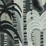 Palm Trees BW