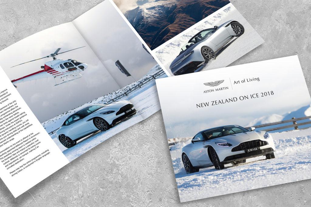 Aston Martin events