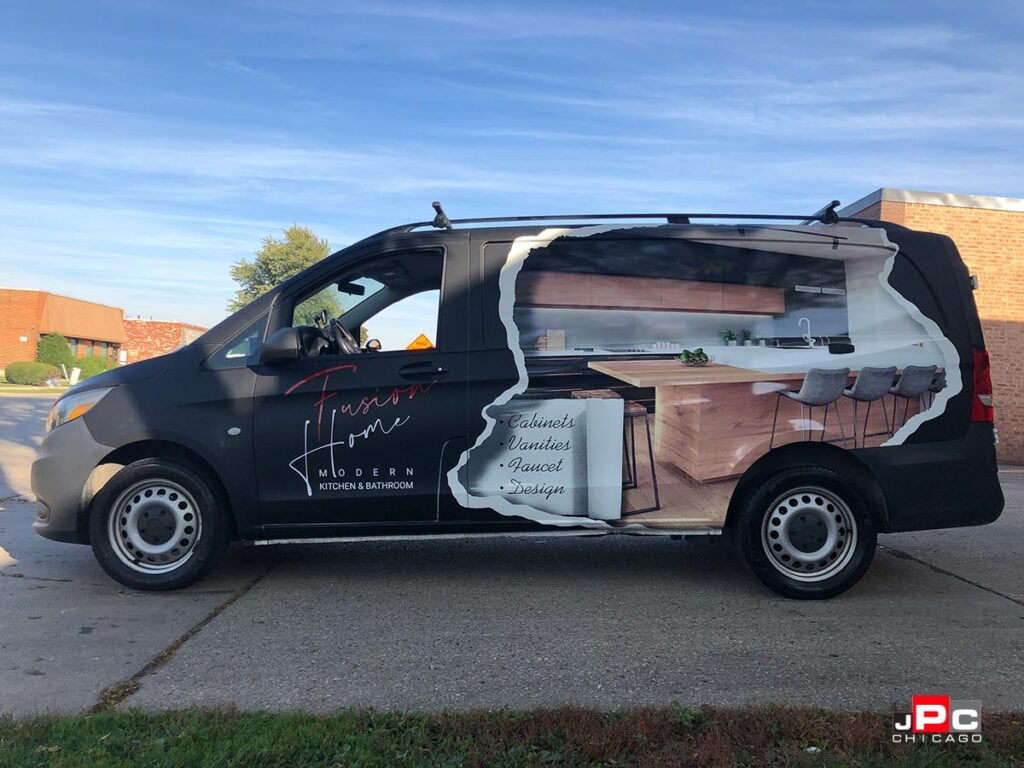 Thinking Outside the Box: Vehicle Wraps in Unusual Places 1