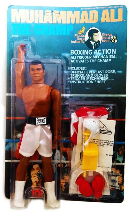 Muhammad Ali Toy Ad
