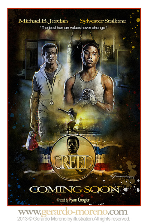 BNCreed Poster