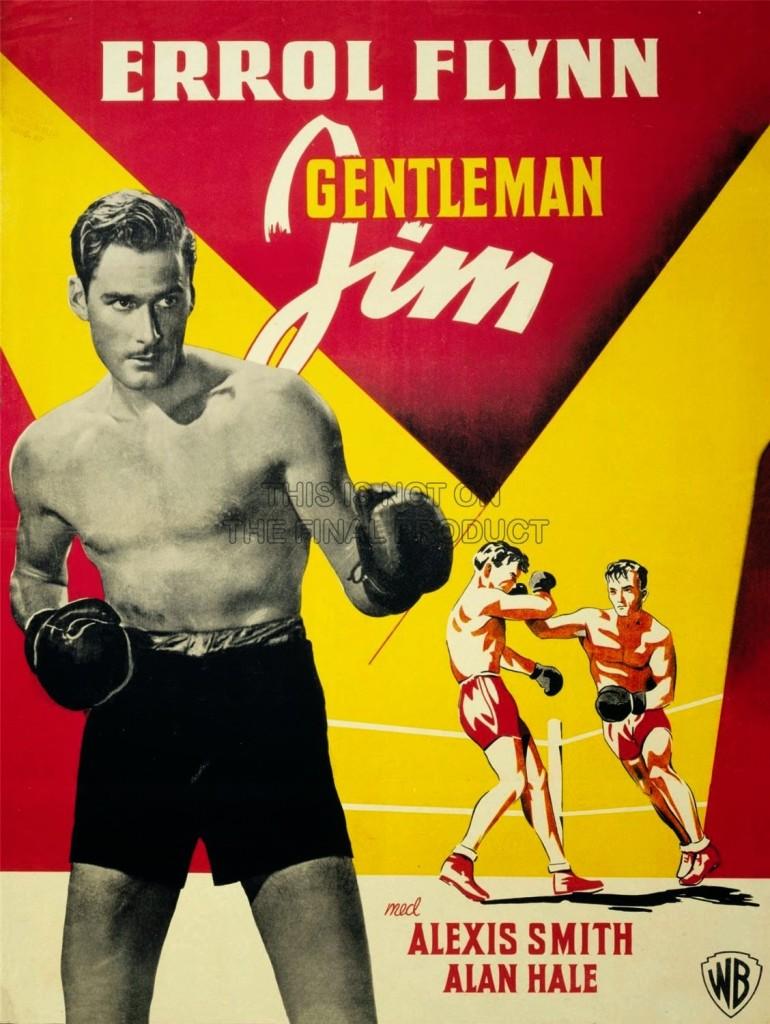 BNGentleman Jim Poster