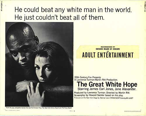 BNGreat White Hope Poster