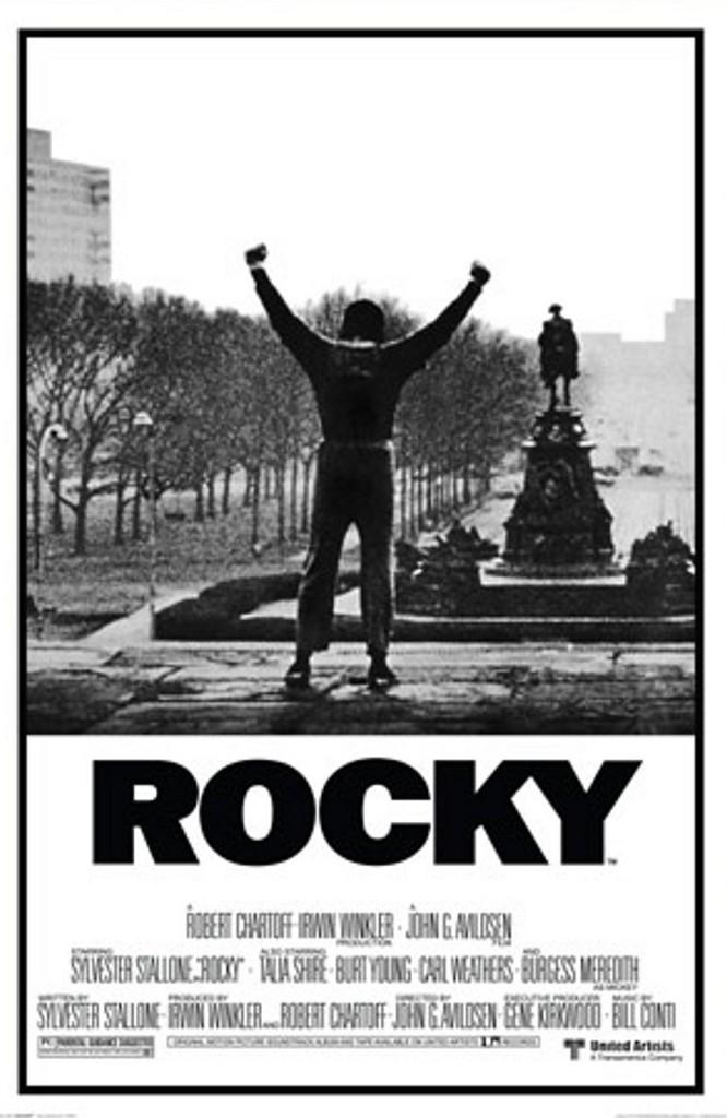 BNRocky Poster