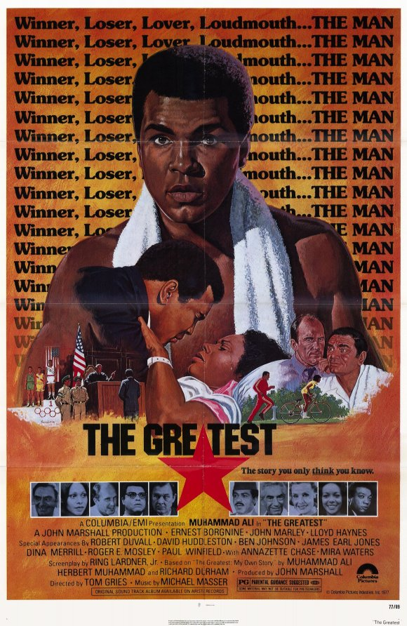 BNThe Greatest Poster