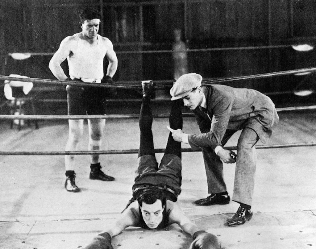 Keaton in 1926 Battling Butler his biggest grossing film