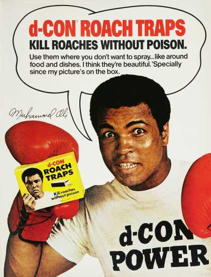 Ali Ad Roach Traps