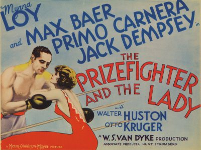 baer prizefighter and the lady1