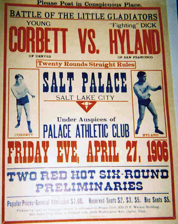 boxing poster#10
