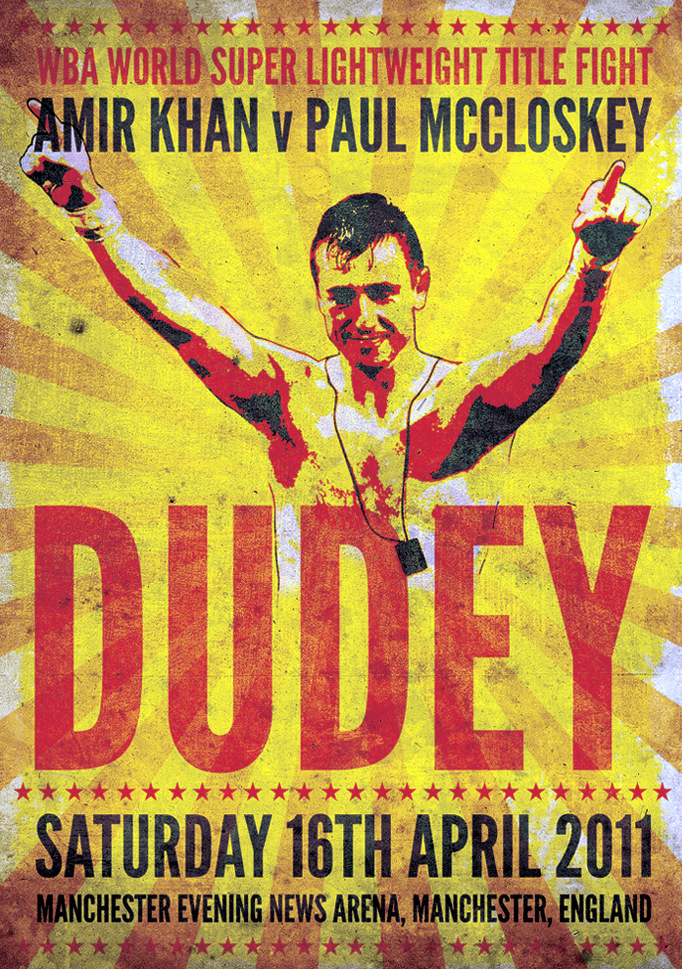 boxing poster#13