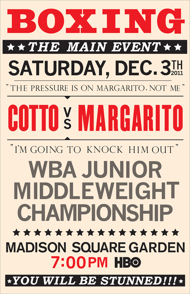 boxing poster#19