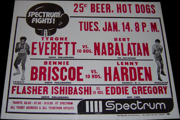 boxing poster#25