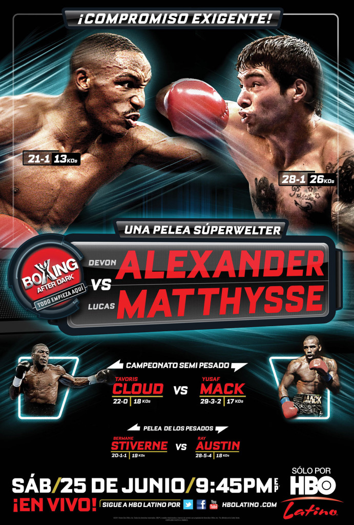boxing poster#28