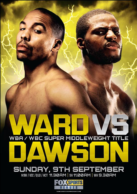 boxing poster#30