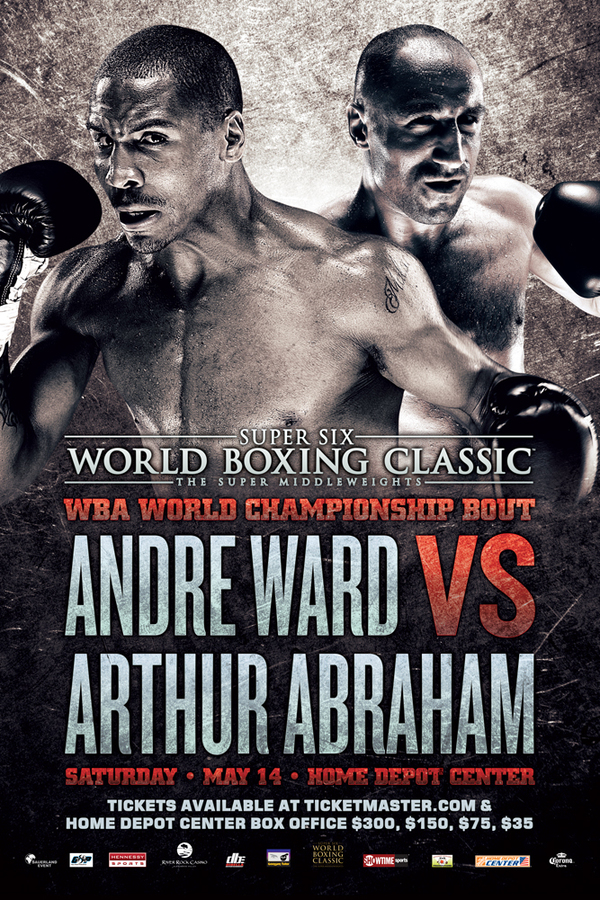 boxing poster#31