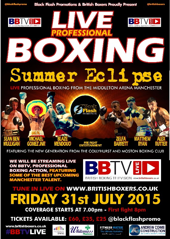 boxing poster#33