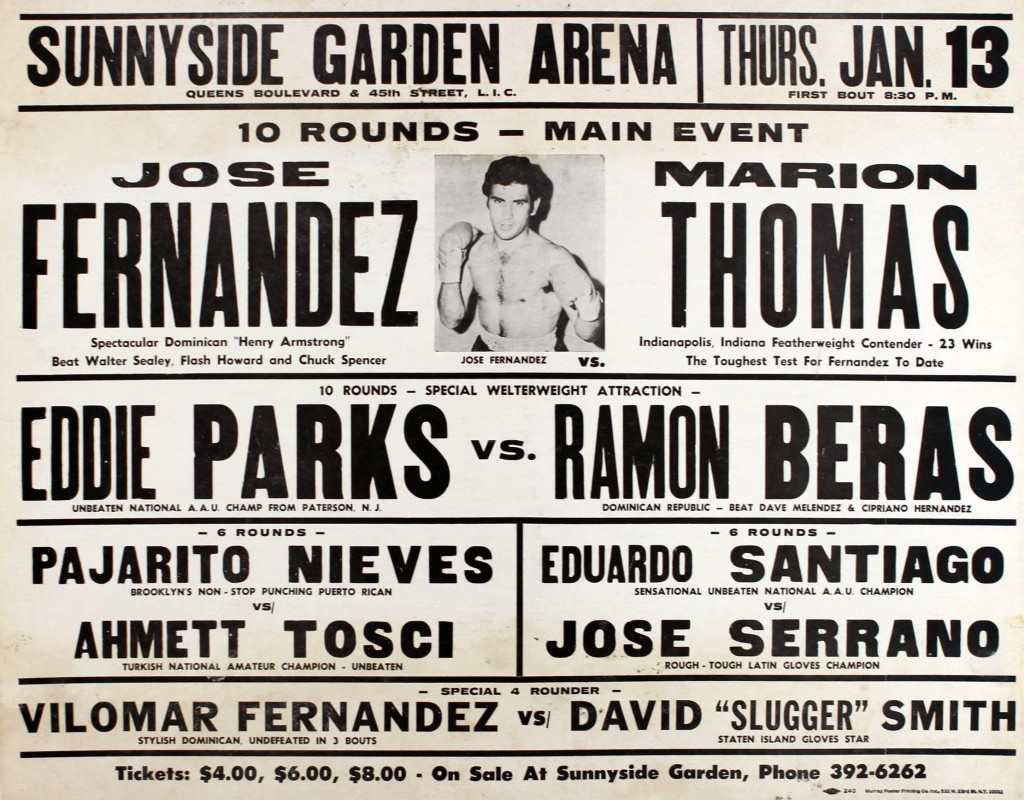 boxing poster#35