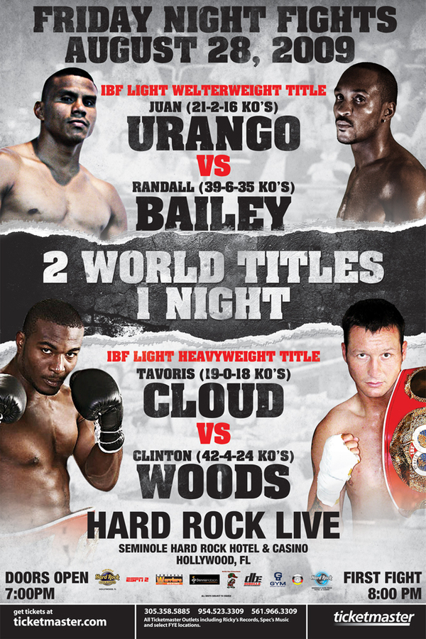 boxing poster#46