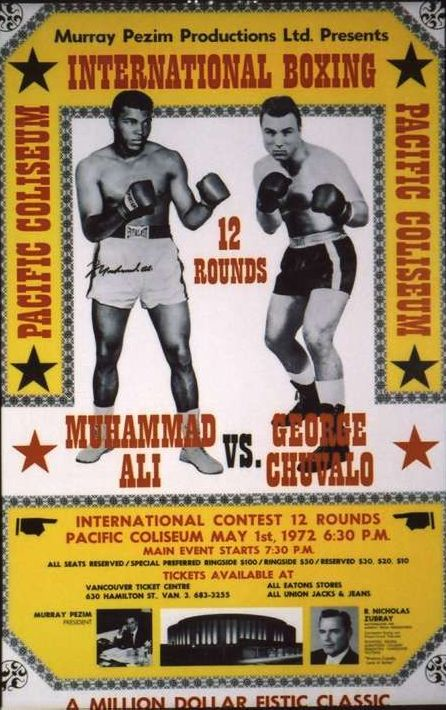 boxing poster#49