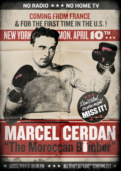 boxing poster#5