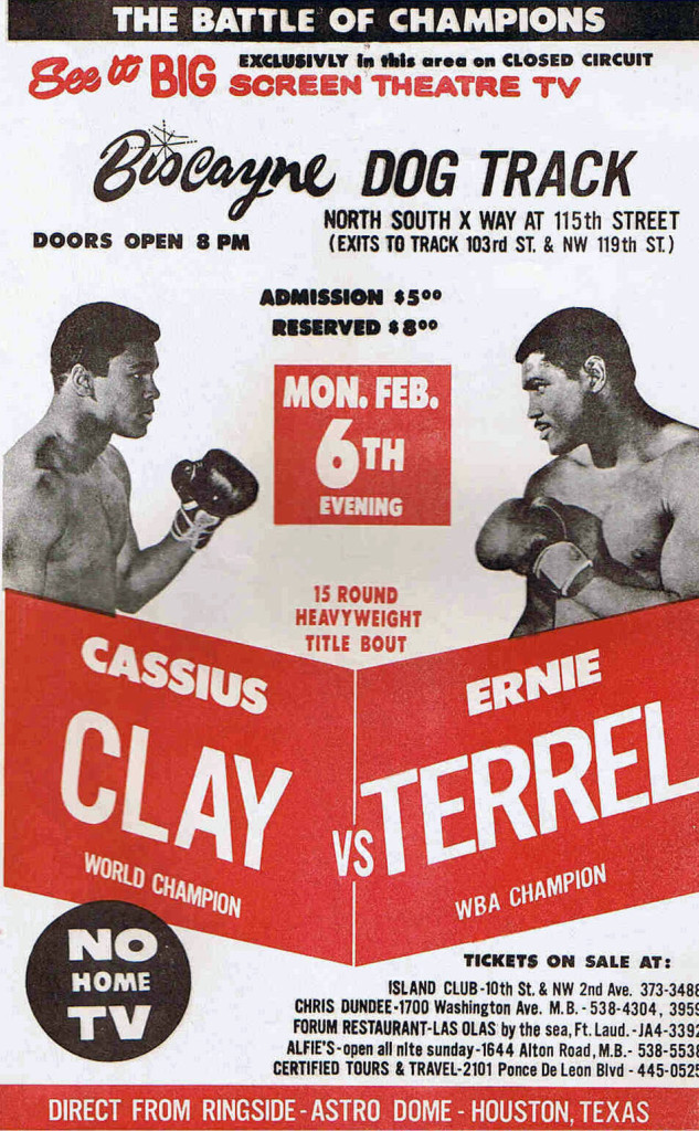 boxing poster#58