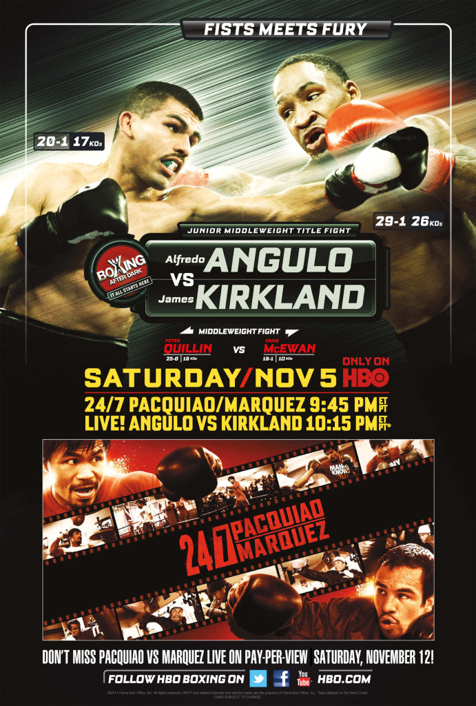 boxing poster#7