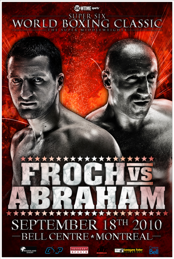 boxing poster#8