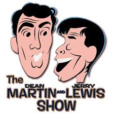 The Comedy Team of Martin and Lewis featuring former professional fighter Dean martin