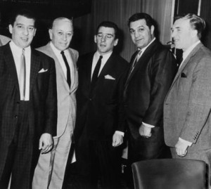 marciano and george raft