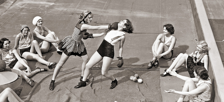 Boxing in 1938