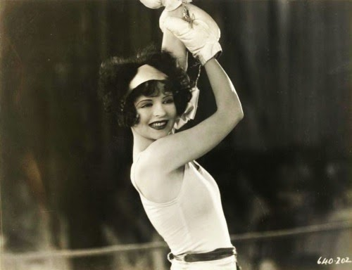 192's and 1930's star Clara Bow