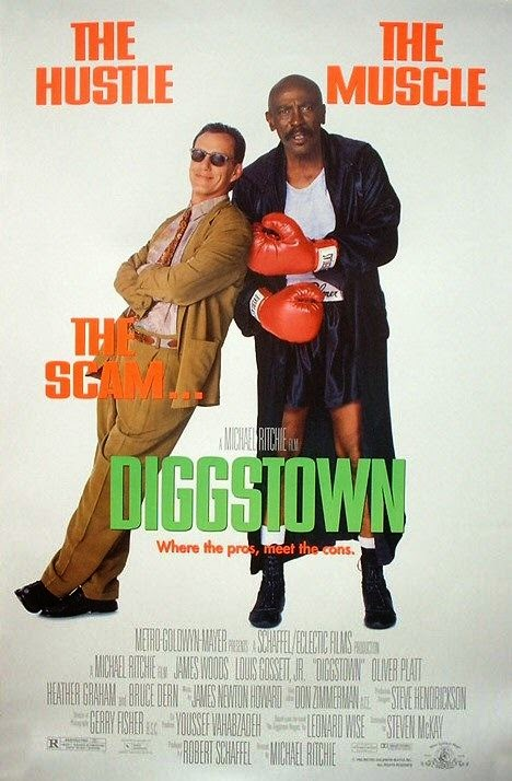 MOvieeeeMovie Poster Diggstown 1992