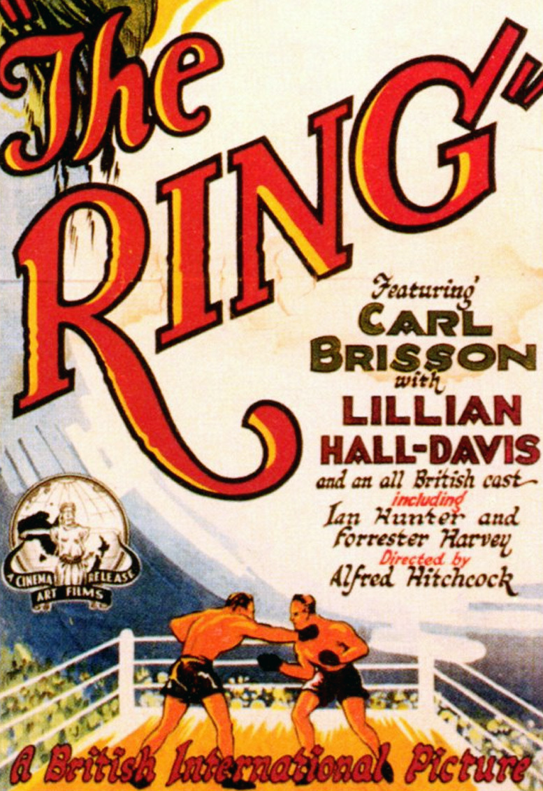 MOvieeeeMovie Poster The Ring 1924 Alternate Poster