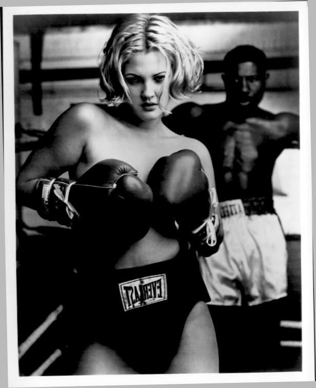 Actress Drew Barrymore