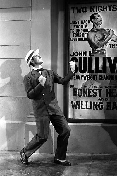 Errol Flynn in Gentleman Jim